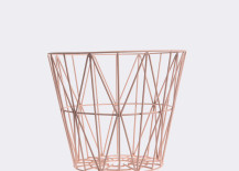 Wire basket from ferm LIVING