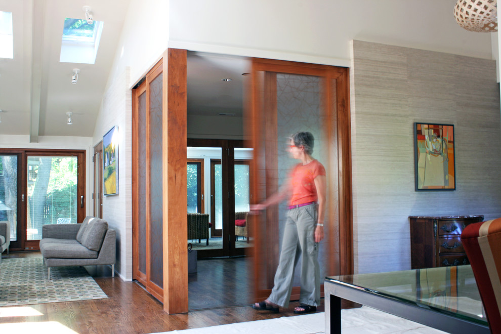 3-Form Office Doors for a stylish and ergonomic home office
