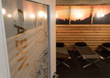 A HootSuite napping room