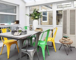 Marais A Chair: Vintage French Delight with Modern Flair