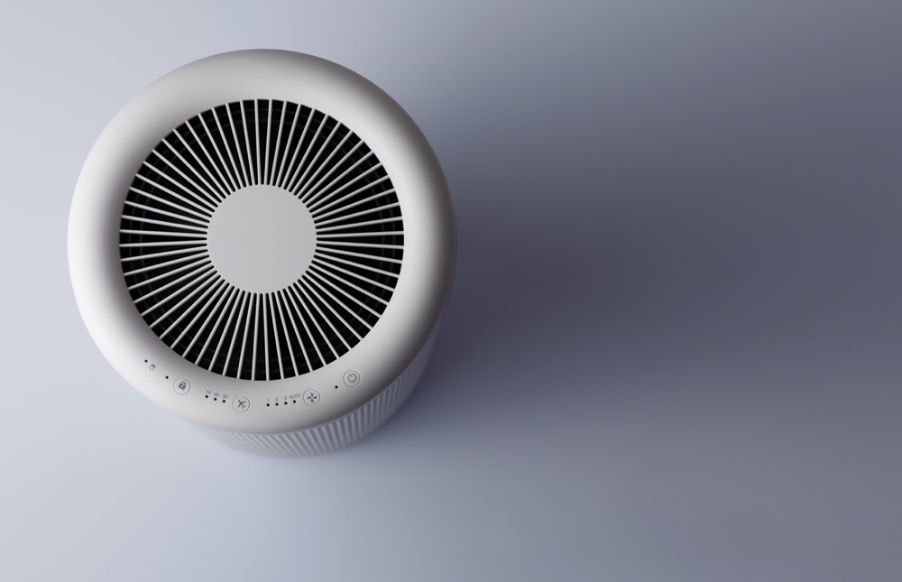 Air Purifier top