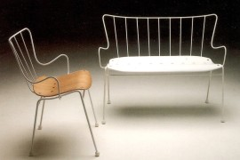 Antelope Chair & Bench