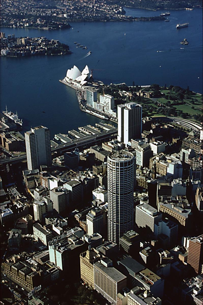Australia Sqaure Sydney Harbour