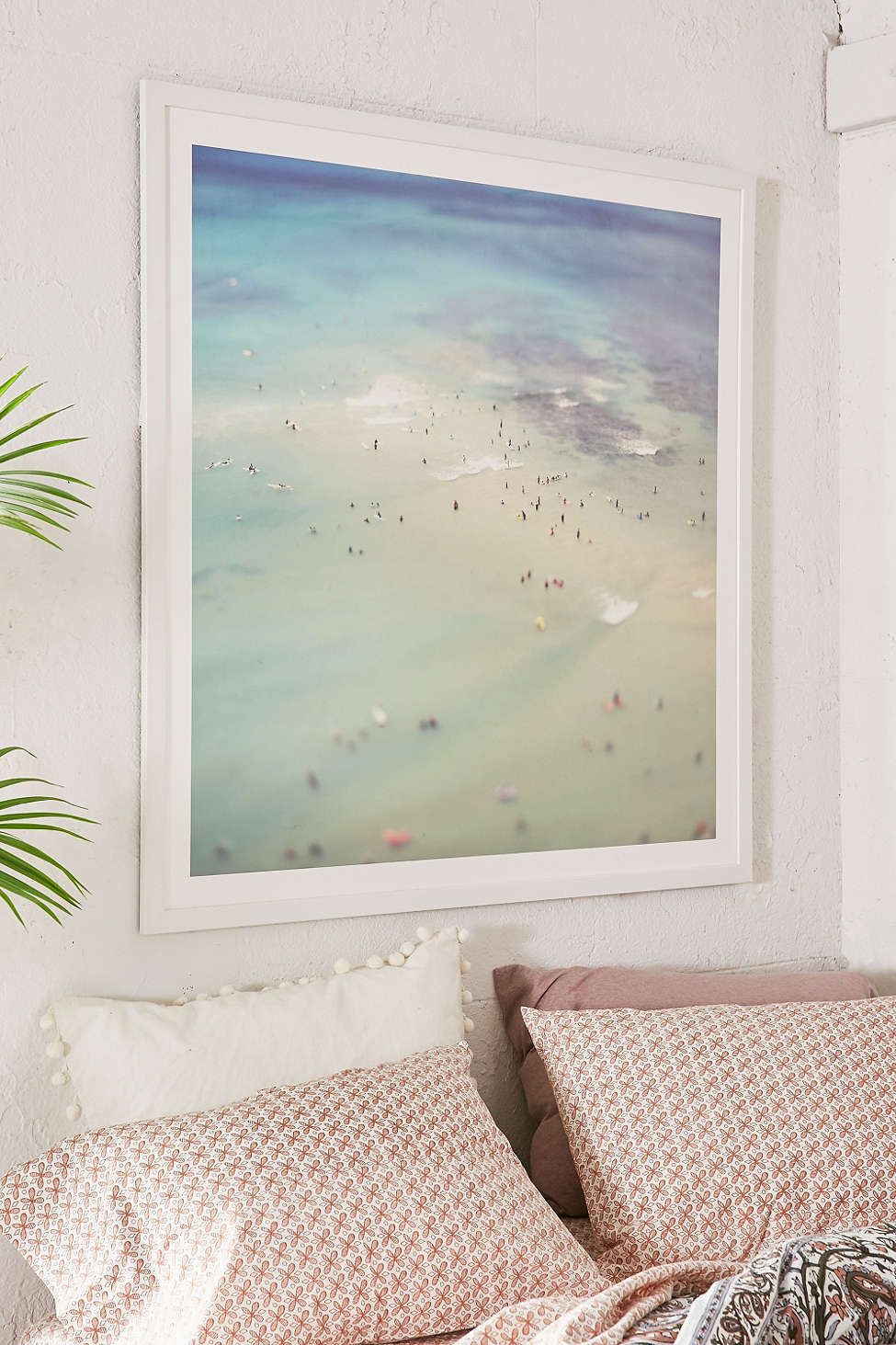 Beachy art print by Max Wanger