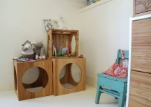 Block furniture from Kalon Studios