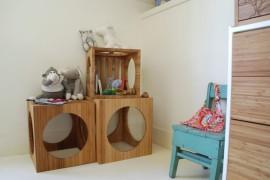 Block furniture from Kalon Studios