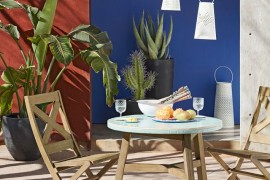 Vacation Home Style: 3 Relaxing, Refreshing Trends