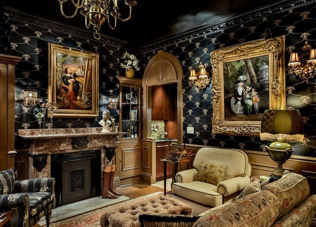 Feast for the Senses: 25 Vivacious Victorian Living Rooms