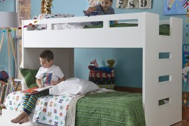 Bunk beds from The Land of Nod