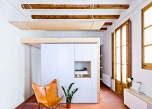 Cabin-like-kitchen-design-of-the-modern-apartment-gives-it-a-distinct-look-217x155
