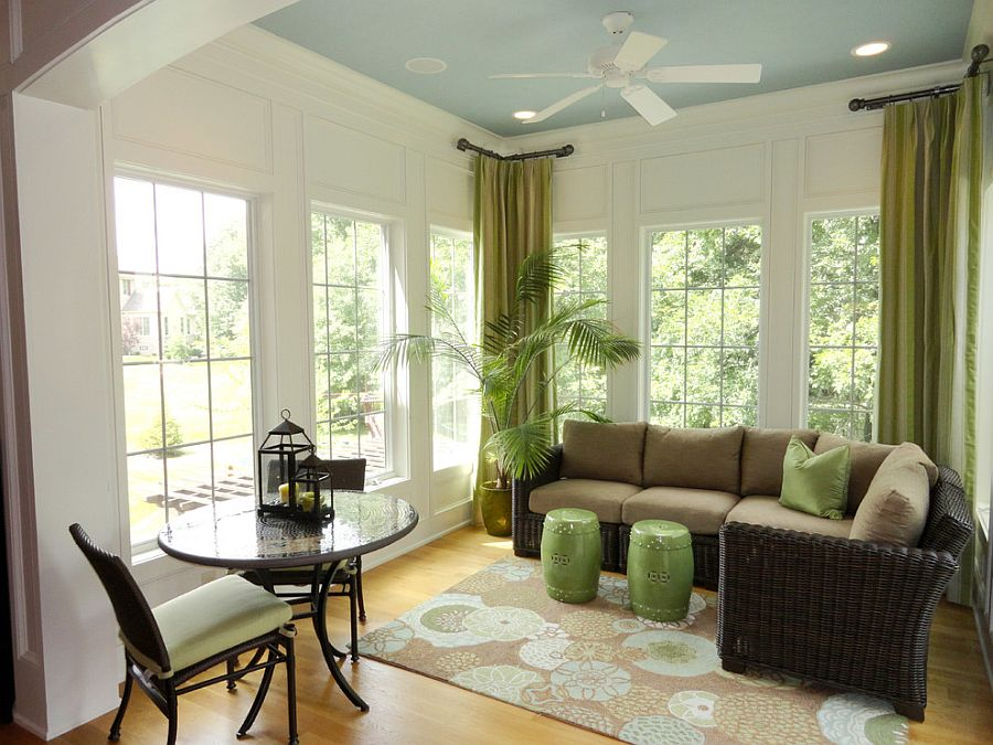 Zen Sunroom Ideas 4