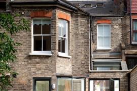 Modern Refurbishment of London Home Fashions a Breezy, Flowing Interior