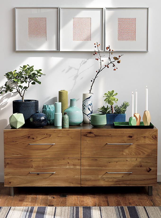 Collection of vases from CB2