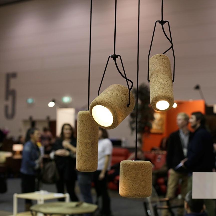 Corker Series of Pendant Lights