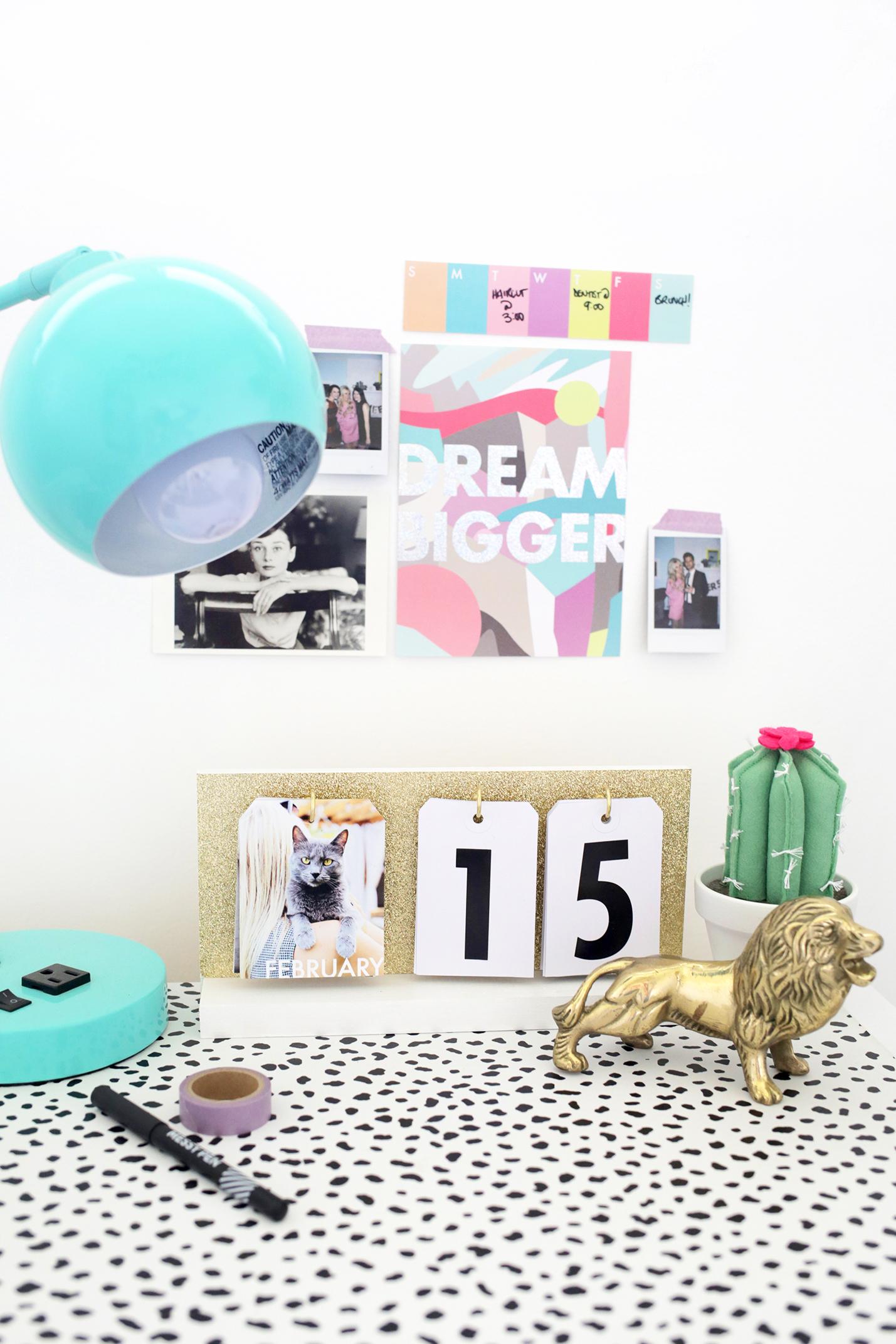 Calendar Design Diy : Creative calendar designs