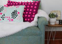 DIY-pom-pom-pillow-from-A-Beautiful-Mess-217x155