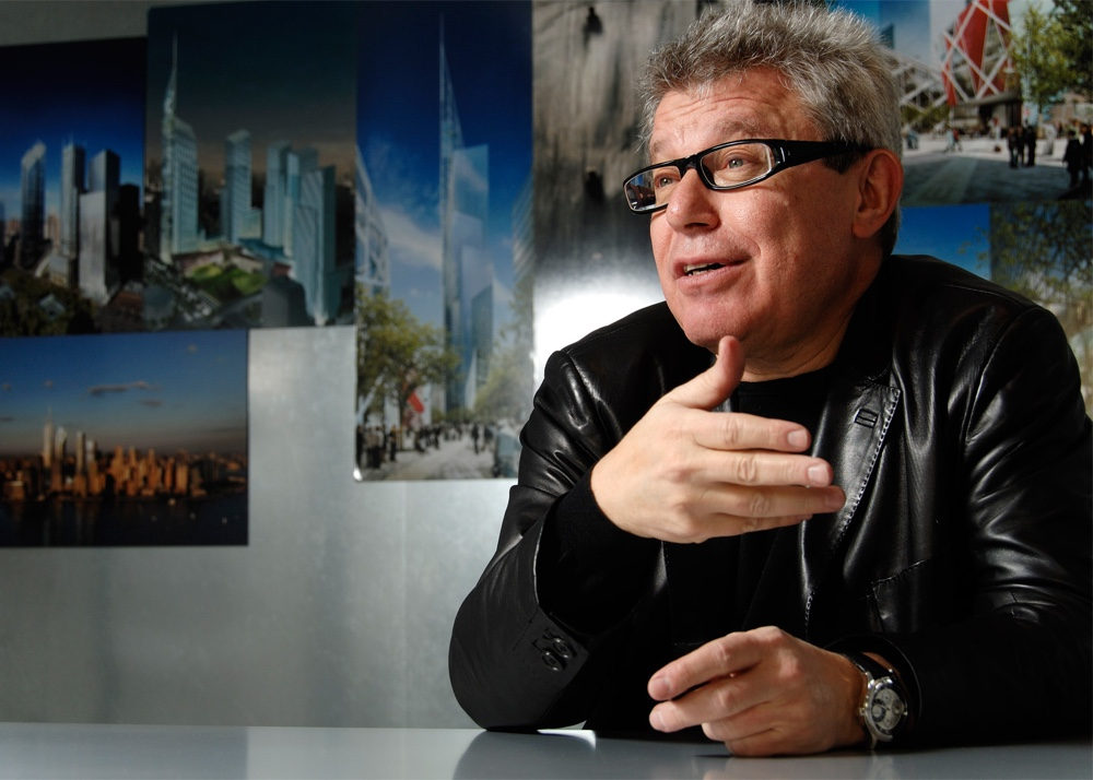 Daniel Libeskind Portrait Daniel Libeskind: The People's Architect