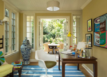 Eclectic-home-office-with-a-splash-of-blue-217x155