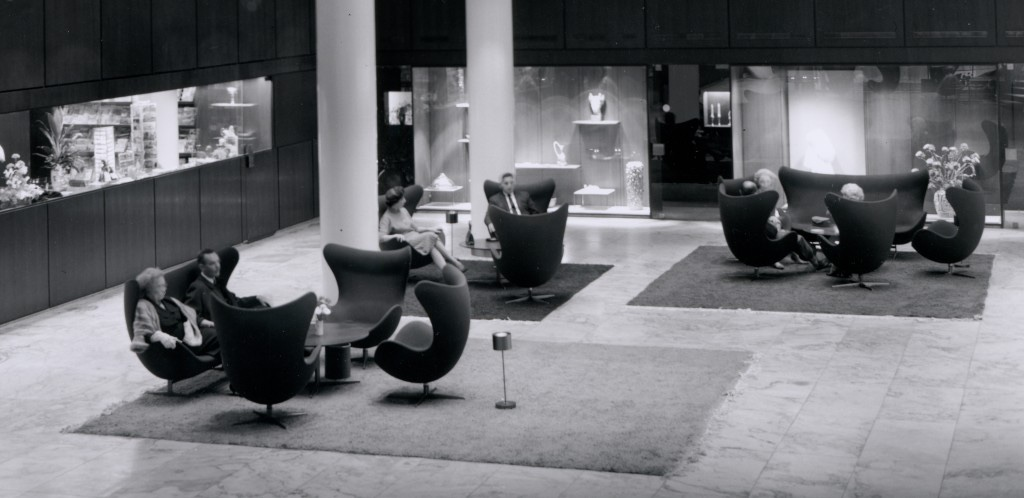 Design Icon The Egg Chair