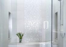 Elegant-bathroom-with-a-mosaic-wall-217x155