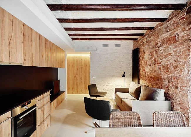 Holiday apartments in Borne: Barcelona's Rich Heritage Repackaged in Style