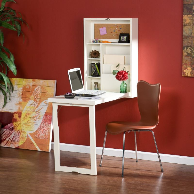 office wall desk. View In Gallery Fold-out Desk From Amazon Office Wall A