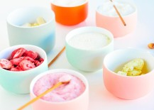 Fruit-infused sugars from Proper