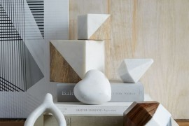 Geometric objects from West Elm