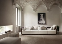 Gorgeous Bolero in a modern Venetian setting 217x155 Bolero: Italian Made Modular Sofa Unravels a World of Possibilities