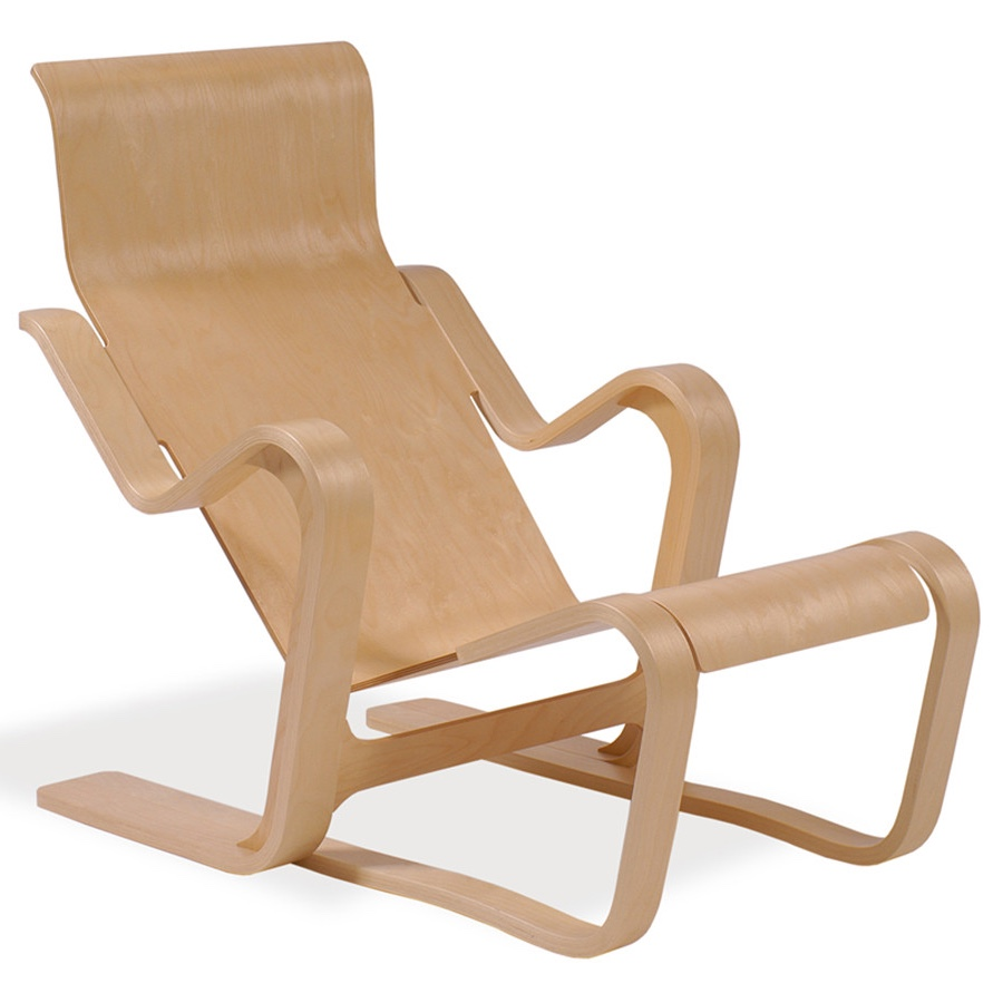iconic chair designs from the s - view in gallery isokon short chair