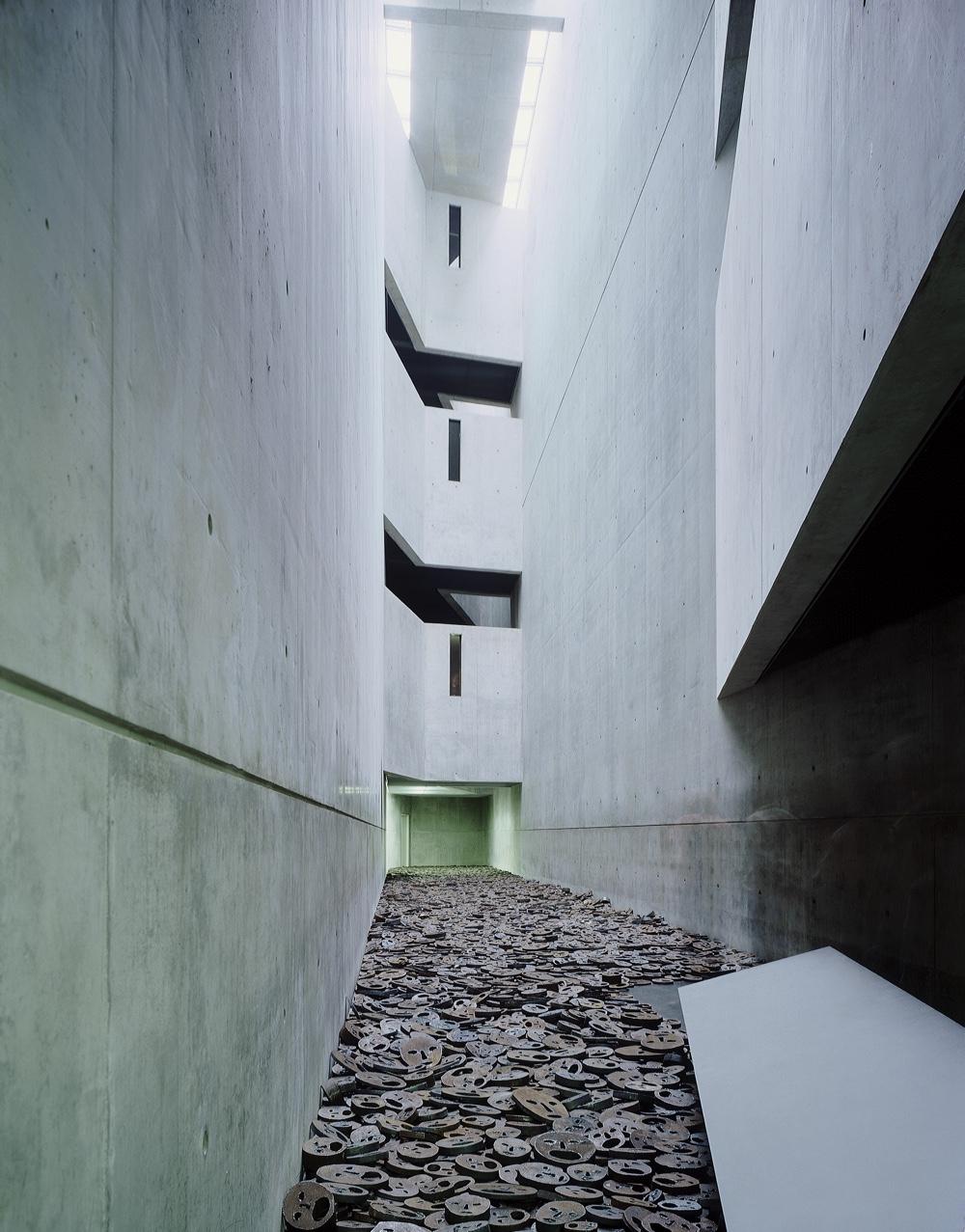 Jewish Museum Berlin interior