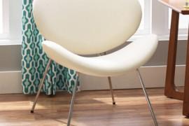 Lounge chair by Mercury Row via AllModern