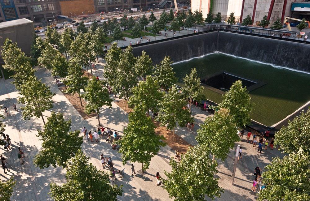 Memorial Plaza