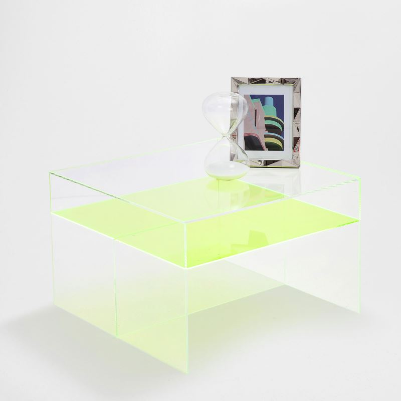 Methacrylate table from Zara Home