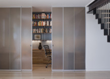 Modern-home-office-with-sliding-translucent-glass-doors-217x155