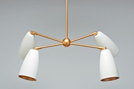 Modern pendant lighting from The Land of Nod