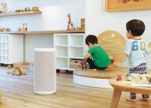 Muji Air Purifier 217x155 10 Innovative Industrial Design Objects by Japanese Studio Miyake Design