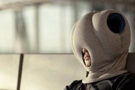 Nap time is just an Ostrich Pillow away