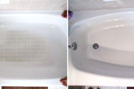 Non-slip surface cleaning from Retro Renovation
