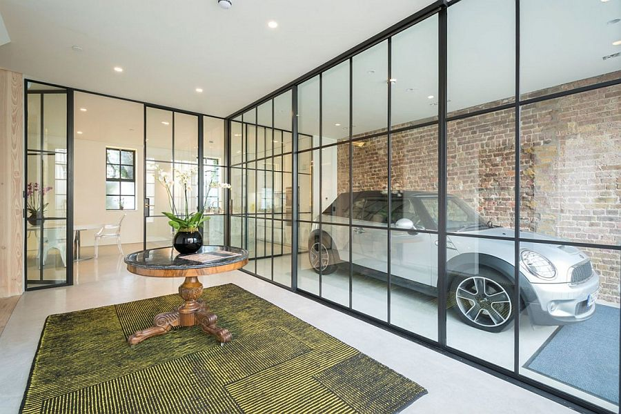 Old brick making factory turned into Manhattan style home in London Manhattan Magic: Victorian Brickmaking Factory in London Finds New Life