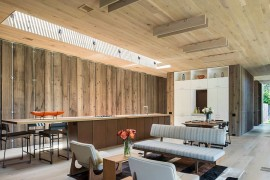Acoustics Trump Aesthetics in this New York Home with Series of Parallel Walls