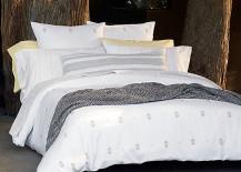 Organic bedding from Coyuchi