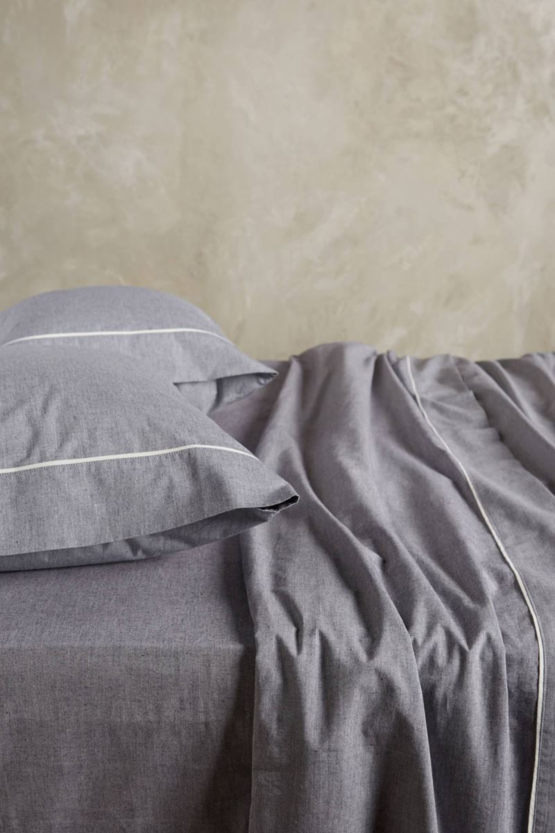 Organic sheets from Anthropologie