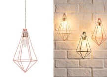 Pendant lighting from Cotton On