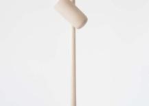 Petiole lamp
