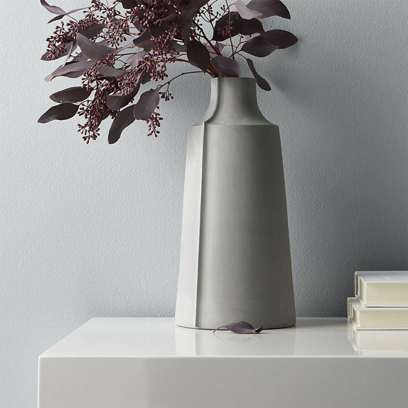 Porcelain vase from CB2
