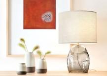Porcelain vases from Room & Board
