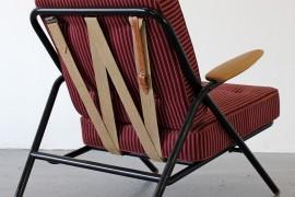 Rare folding chair GE 250