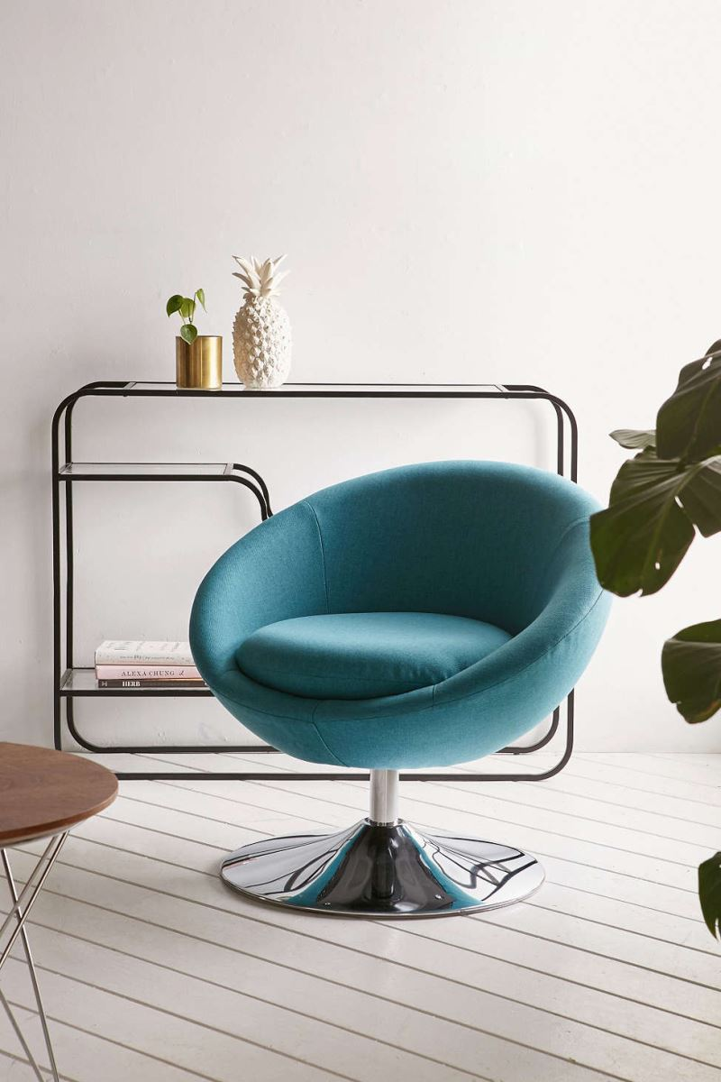 View In Gallery Retro Modern Chair From Urban Outfitters
