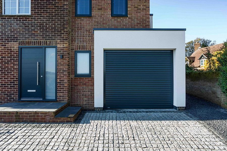 Revamp and extension of existing private house in Winchester, Hampshire